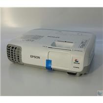 Epson PowerLite X27 H692A 3LCD HDMI Projector VERY CLEAN 0 Lamp Hours Used
