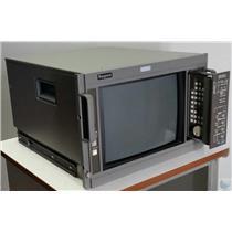 Ikegami HTM-1517R HD Color Monitor MPU, SDI/Decoder, Component, GBR Input m.2010