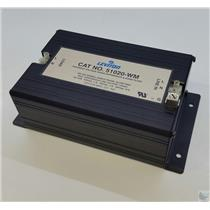 Leviton CAT NO. 51020-WM Transient Voltage Surge Suppressor & Noise Filter