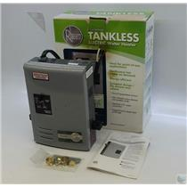 New in Open Box Rheem RTE 9 Tankless Electric Water Heater 3 GPM Max