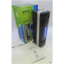 Five Star Five S FS8088 Ionic Air Purifier W/ UV Lamp & Charcoal Filter WORKING