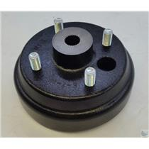 NEW EZ-G-O EZ Golf Cart OEM Brake Drum with Wheel Lugs