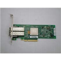 Dell Qlogic QLE2562 8GB PCIe Dual Port Fibre Channel HBA SFP+ 6T94G