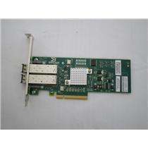Brocade 825 Dual-Port 8Gb Fibre Channel HBA PCI-e Card 84-1000446-02