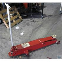American Forge & Foundry 5 Ton Heavy Duty Floor Jack 3120 - TESTED & WORKING