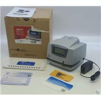 Pyramid 3500 Multi-Purpose Time Clock & Document Stamp Made in USA Works Great!