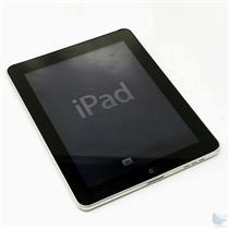 "Apple iPad 1st Gen 9.7"" A1219 Apple A4 1 GHz Tablet 256 MB RAM 32 GB Wifi Only"