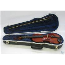 Andrew Schroetter 420 1/2-Size Violin with Bridge Bow & Case