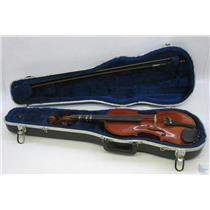 Andrew Schroetter 420 4/4 Size Violin with Case
