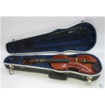 Andrew Schroetter 420 1/2-Size Violin with Bridge & Case