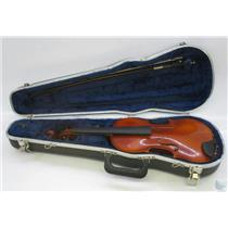 Andrew Schroetter 420 1/2-Size Violin with Bridge
