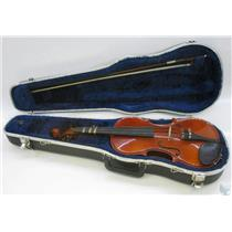 Andrew Schroetter 420 3/4-Size Violin w/ Case Bridge & Bow