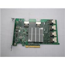 IBM Lenovo SAS PCIe Card 24 port Expander HBA 00FC466 03X3834