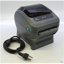 Zebra ZP 450 ZP450-0101-0000 USB Thermal Label Printer