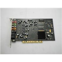 Dell WW202 Creative Labs Sound Blaster X-Fi XtremeMusic 7.1CH PCI Sound Card