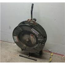 Signode DD-1A 10.5-12mm Industrial Mobile Strap/Banding Dispenser