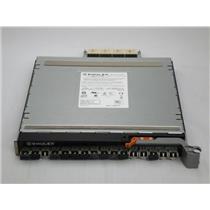 Dell M1000e Emulex PT1016 4Gb Fiber Channel Pass Thru Module UN328