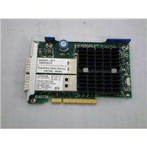 HP 649283-B21 Infiniband 2-Port 10/40Gbps NIC 656091-001 544FLR-QSFP Adapter