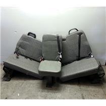 Lot of 3 Freedman Seating FSC Foldaway Grey Commercial Bus Seats