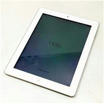 Apple iPad 3rd Gen A1430 iOS 9.3.5 Tablet 16 GB Wifi/4G W/ Good AT&T IMEI