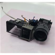 Mitsubishi SD205R Projector Lens/DMD Chip/Color Wheel Housing Assembly