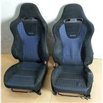 Pair of 2 Recaro MMC EV08 NAS Seats 1x LH 1x RH Racing Seats