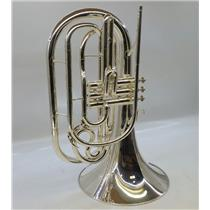 Yamaha YHR-302MS Bb Marching French Horn & Case - No Mouth Piece S/N: 644257