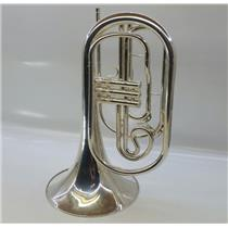 Yamaha YHR-302MS Bb Marching French Horn & Case - No Mouth Piece S/N: 645975