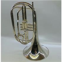 Yamaha YHR-302MS Bb Marching French Horn & Case - See Description S/N: 630202