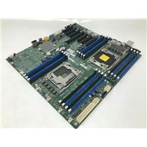 Supermicro X10DRH-iT LGA-2011/Intel C612 Server Motherboard TESTED AND WORKING