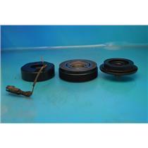 AC Clutch Assembly New For BMW 323 325 525 528 740 M3 M5 Z8 X3 (1yr Warr) 77396