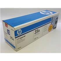NEW NIB Genuine OEM HP 35A CB435A Print Toner Cartridge