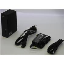 Lenovo Thinkpad USB 3.0 Docking Station with Power Supply& USB Type A to B Cable