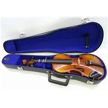 Andrew Schroetter 420 1/2-Size Violin with Case no Bow