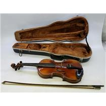 Andrew Schroetter 4/4 Full-Size Violin with Case