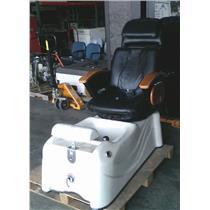 Genieye GeniJet Tecmark Model UNB-9117 Spa Chair