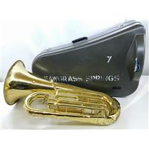 Yamaha YBB 105 3-Valve 3/4 BBb Tuba SN: 103511 UNTESTED HAS DENTS NO MOUTHPIECE