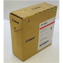 NEW NIB Genuine OEM Canon PFI-306R 6663B001 Ink Tank Red Pigment