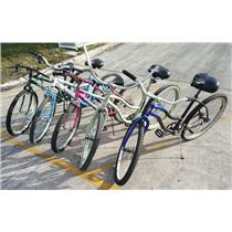 Lot of 5 Womens Bicycles Huffy Avalon Roadmaster LOCAL PICKUP - FOR PARTS