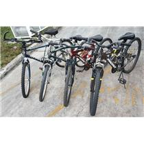 Lot of 4 Bicycles Huffy & Magna LOCAL PICKUP - FOR PARTS