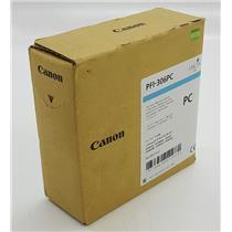NEW NIB Genuine OEM Canon PFI-306PC 6661B001 Ink Tank Photo Cyan Pigment
