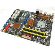 Asus Intel LGA775 Motherboard P5QL PRO Rev 1.03G w/ Intel Pentium E2180 2.00GHz