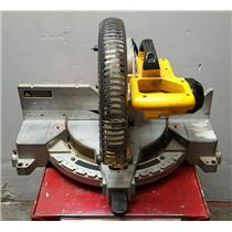 "Dewalt 12"" Miter Saw Unknown Model with Bad Power Cord - Functional"