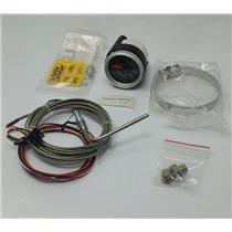 AutoMeter Sport-Comp II 3644 Electric Pyrometer Gauge Kit 0-1600°F