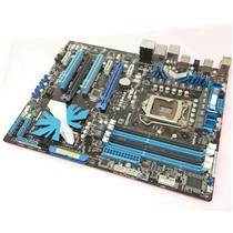 Asus Intel LGA1156 Desktop Motherboard P7P55D-E Rev 1.02G