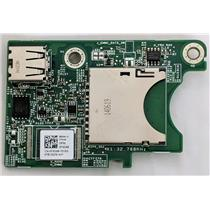 Dell Internal Dual SD Media Card Reader For M520 M620 Server F5G99