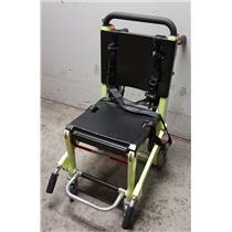 Ferno EZ-Glide 59-T 500lb Capacity Stair Evacution Chair Green
