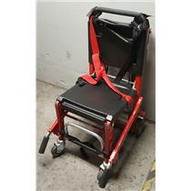 Ferno EZ-Glide 59-T 500lb Capacity Stair Evacution Chair Red