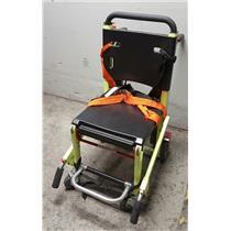 Ferno 59-T EZ-Glide 500lb Capacity Stair Evacution Chair Green
