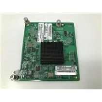 HP QLOGIC QMH2572 8GB FIBRE CHANNEL HBA PCI-E 2.0 X4 656452-001 TESTED!!!